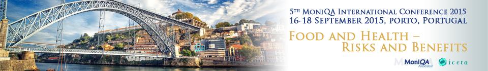 5th MoniQA International Conference, Porto 2015